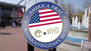 America First - WorldHostingDays Second: The Cloud Festival Welcomes Trump in His Own Words
