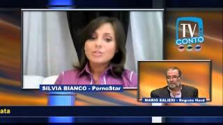 Intervista a Mario Salieri e Silvia Bianco - Conto Tv - Parte I