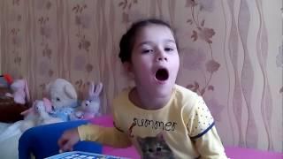Ребенку с ДЦП Урок логопеда Гимнастика речи:) Детский канал:)
