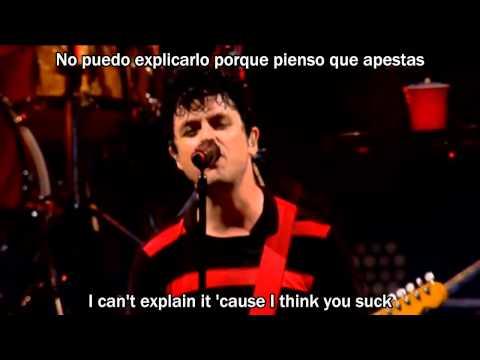 Green Day - F.O.D. (Sub. Español - Ingles)