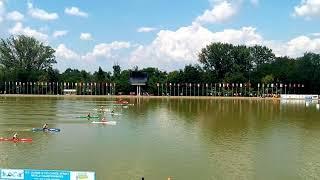 SportenPlovdiv TV: Ангел Кодинов шести на Световното до 23 години по кану-каяк