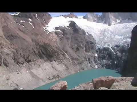 Magical landscapes at Los Glaciares National Park