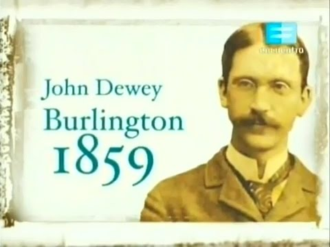 1859 John Dewey