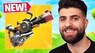 The New RECYCLER in Fortnite!