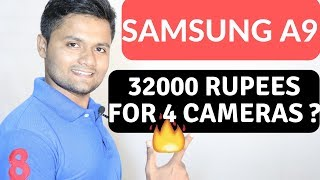 Samsung Galaxy A9 2018 Camera, Price in India, Launch, Review, Performance, Display, Not Unboxing