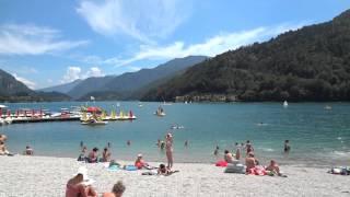 Camping a Lago di Ledro - Garda : Trentino