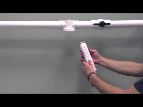 How To Install a Rusco Filter