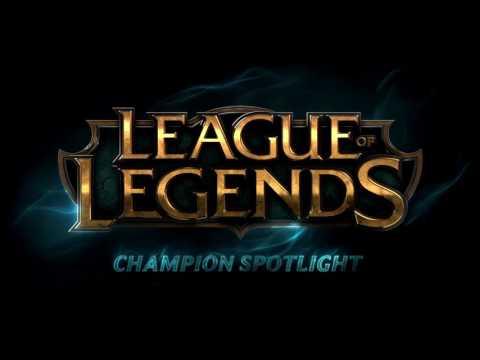 League Of Legends Champion Spotlight Music
