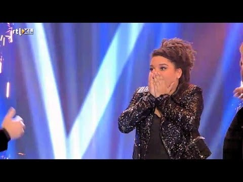 The winner of The Voice of Holland 2013 - Julia van der Toorn    HD
