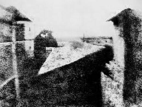 أول صورة فوتوغرافية في التـــاريـــخ تعود لعام 1826م