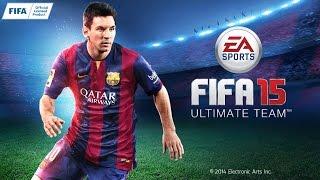 FIFA 15 iOS gameplay [RUS/ENG]