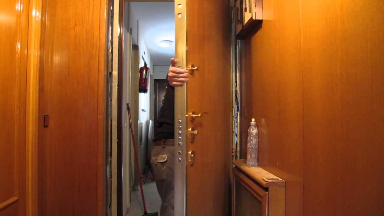 8 puertas blindadas puertas acorazadas 691 118 610 - Seguros para casas de madera ...