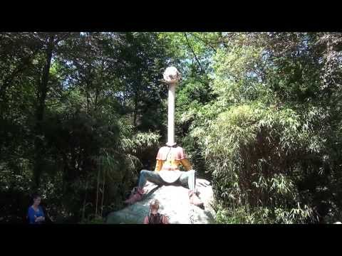 Efteling - Sprookjesbos HD (Fairytale Forest) FULL WALK THROUGH