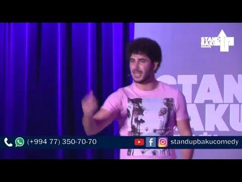 Ülvi Həsənli (Stand UP Baku 8-ci şou)