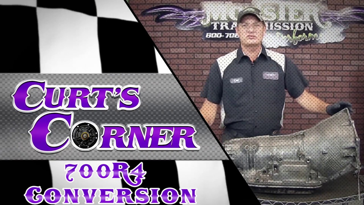 TH400 to 700R4 Conversion | Teaser - YouTube