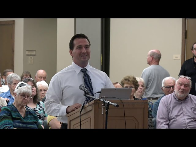 Cottonwood City Council September 10 2019 Work Session SOLID WASTE COLLECTION SERVICES