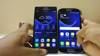 Make your Samsung Z1,Z2,Z3 (Tizen) look like Galaxy S8