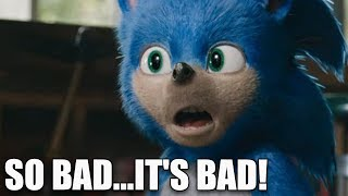 So That Sonic The Hedgehog Movie Trailer (Oh Boy)