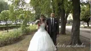 Евгений и Александра  Свадьба  30 08 2013 г