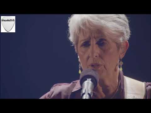 Joan Baez- Don't Think Twice It's All Right (Olympia, Paris, 13-6-2018)