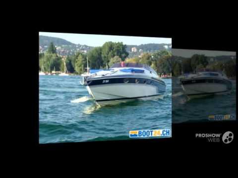 Chris craft stinger 375 (bodenseezulassung) power boat, offshore boat year - 1988