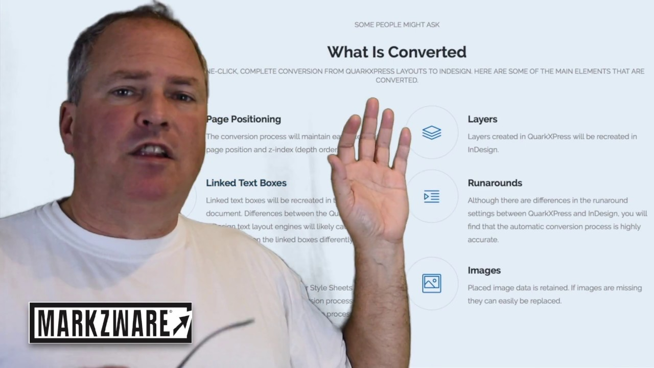 InDesign CC2019 Q2ID for QuarkXPress to INDD - YouTube