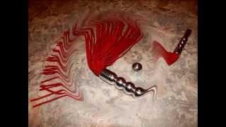 Замшевый флоггер с AliExpress(Замшевый флоггер. Кнут с металлической ручкой. БДСМ. Ссылка на товар: http://ru.aliexpress.com/item/multi-function-suede-leather-flogger-whip..., 2015-09-24T16:29:40.000Z)