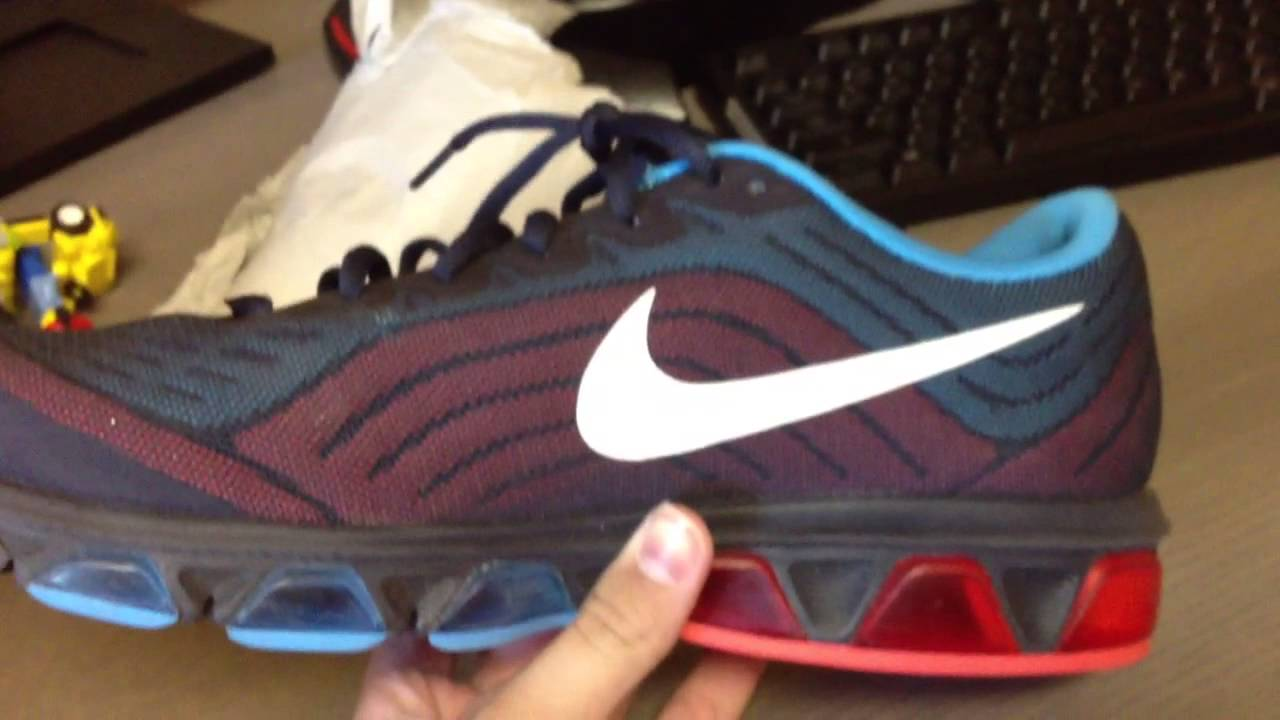 bfa8fb5ee208 Unboxing of Nike Airmax Tailwind 6 - YouTube