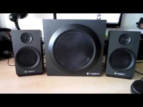 74532c65672 bass test Logitech Z333 - YouTube