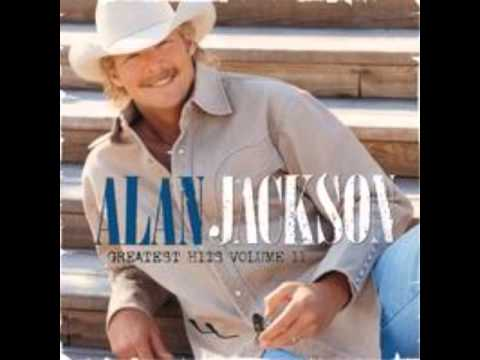 Alan Jackson -- There Goes