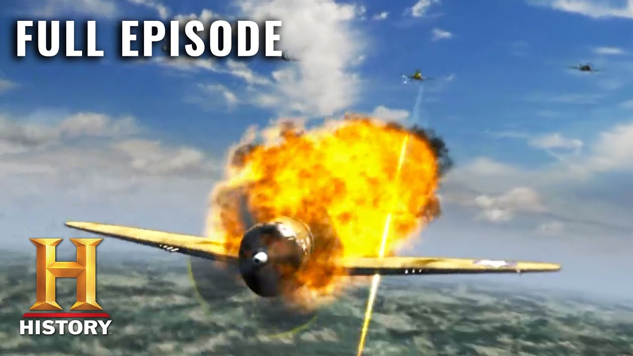 Download Dogfights: P-47 Thunderbolt Fights to the End in WWII (S2, E4) | Full Episode