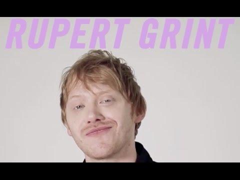 90 Seconds with Rupert Grint