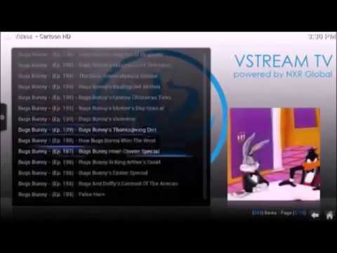 No More Cable or Satellite Bill for Life with VStreamTV Box