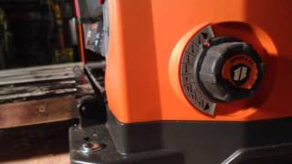 Ridgid 13 Inch Thickness Planer (r4331) Details & Review