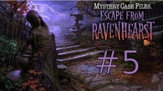 Mystery Case Files: Escape from Ravenhearst Walkthrough part 5