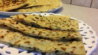 Γκιουζλεμέδες ή τηγανητά τυροπιτάκια με φέτα συνταγη GÖZLEME