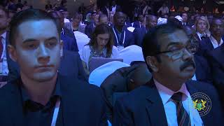 Vice President & 1st Lady Attends the Global Business Forum In Dubai
