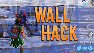 Fortnite Wall Glitch Tutorial (Replacement Wall Trick) *NEW*