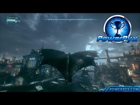 Batman Arkham Knight - Run Through the Jungle Trophy / Achievement Guide