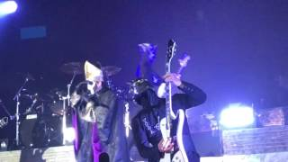 Ghost: Intro+ Square Hammer- Live in Stockholm 28/4-2017