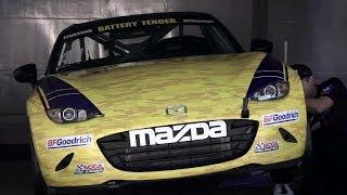 Mazda MX-5 Cup USA 2018