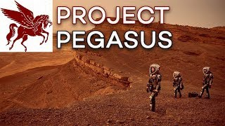 SECRET Time Travels & Teleportation to MARS: The Bizarre Claims of Project Pegasus