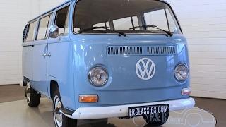 Volkswagen T2A Kombi 1969  - VIDEO - www.ERclassics.com