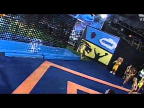 ESTO ES GUERRA - LA MURALLA @ 12-06-14 COBRAS VS LEONES from YouTube · Duration:  8 minutes 40 seconds