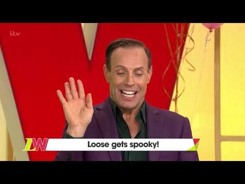 Jason Gardiner's Spooky Encounter | Loose Women