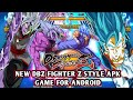 NEW DBZ FIGHTER Z STYLE APK FOR ANDROID TAP BATTLE MOD DOWNLOAD 2018