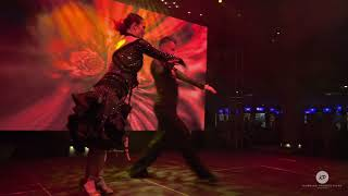 Spanish theme night / Paso doble dance show