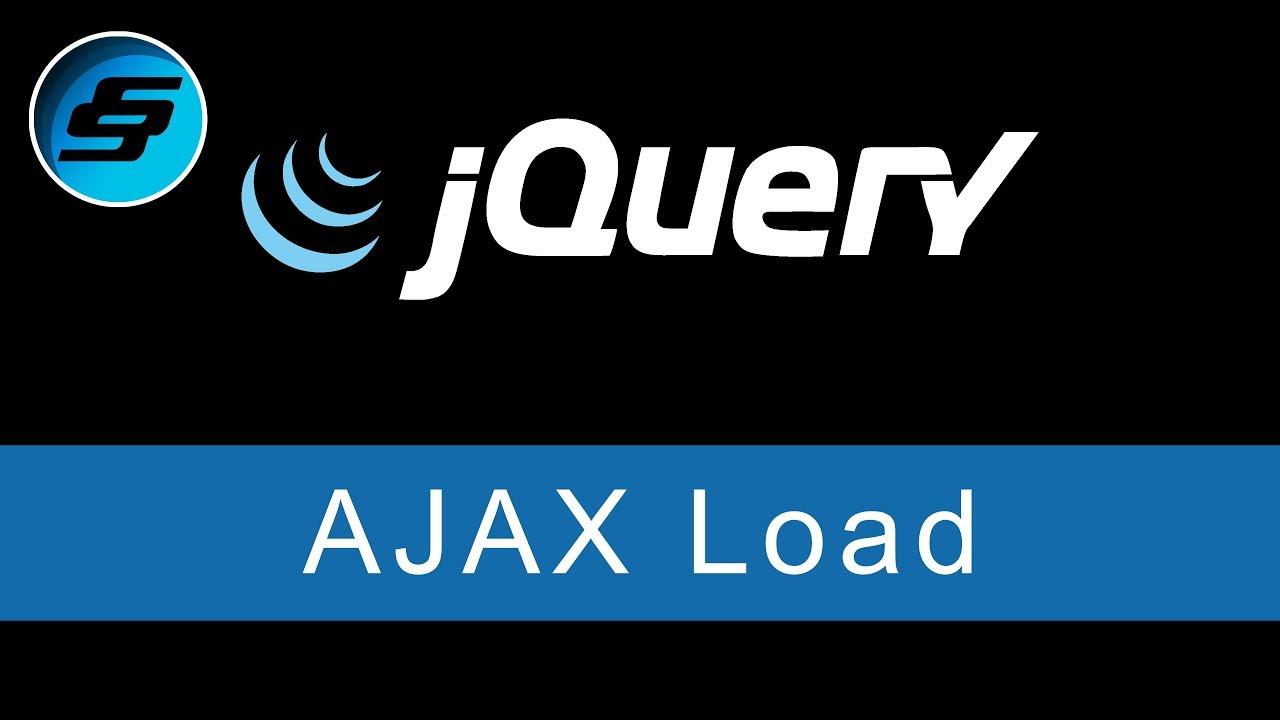 AJAX Load - jQuery Ultimate Programming Bible