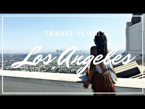 Travel Vlog: Los Angeles, Santa Monica, Beverly Hills, & WeHo