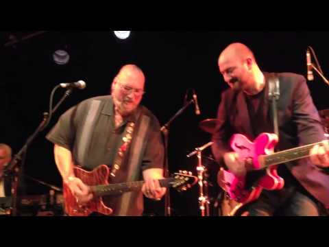 Steve Cropper with Animals & Friends performing Knock On Wood